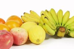 owocowy set Zdjęcia Royalty Free