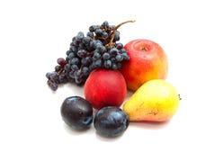 owocowy set Obrazy Royalty Free