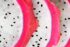 owocowy smoka pitahaya Obraz Stock