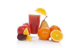 Owocowy sok. Obraz Royalty Free