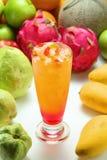 Owocowy sok Fotografia Stock
