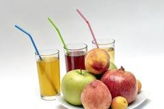 owocowy sok Obrazy Stock