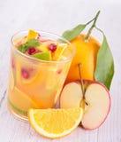 Owocowy sok, koktajl Fotografia Royalty Free