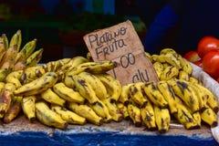 Owocowy stojak - Hawański, Kuba obrazy royalty free