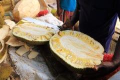 Owocowy stojak w Sri Lanka Obraz Royalty Free