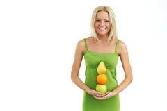 owocowy stos Zdjęcie Stock