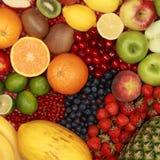Owocowy tło zdjęcie stock