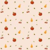 Owocowy tło Zdjęcie Royalty Free