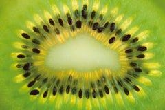 owocowy tło kiwi Zdjęcia Stock