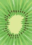 owocowy tło kiwi lubi drzewa Obraz Royalty Free