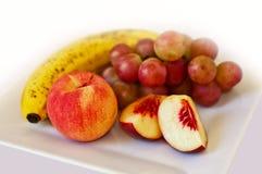 owocowy talerz Fotografia Stock
