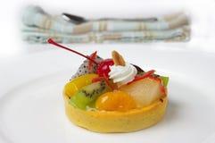 owocowy tarta Fotografia Stock