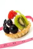 owocowy tarta Zdjęcie Royalty Free