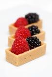 owocowy tarta Zdjęcia Royalty Free