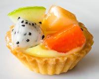 Owocowy tarta Zdjęcia Stock