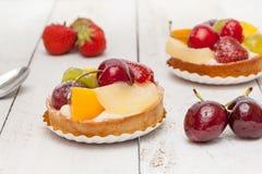 Owocowy tarta Zdjęcie Stock