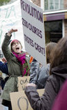 #OWS Burlington Vermont 2 Stock Image