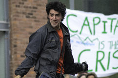 #OWS Burlington Vermont 4 Stock Foto