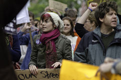 #OWS Burlington Vermont 43 Stock Photography