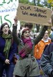 #OWS Burlington Vermont 43 Stock Afbeeldingen