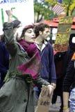 #OWS Burlington Vermont 43 Stock Afbeelding