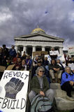 #OWS Burlington Vermont 49 Stock Foto