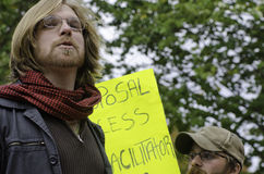 #OWS Burlington Vermont 61 Stock Foto