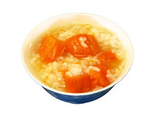 owsianki grul ryż cukierki Fotografia Stock