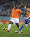 Owusu-Abeyie of Malaga Stock Photo