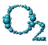 Oxígeno Foto de archivo