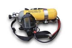 Oxígeno de los equipos Imagen de archivo libre de regalías