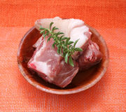 Ox tail Royalty Free Stock Image