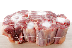 Ox tail of beef Stock Photos
