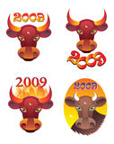 Ox Year Stock Images