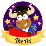 The Ox Royalty Free Stock Photos