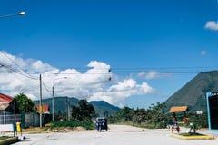 Oxapampa Peru Lizenzfreie Stockfotografie