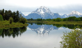 Oxbow Bend Stock Photos