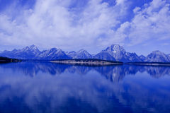 Oxbow Bend Stock Image
