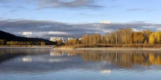Fall in Grand Teton Stock Photography