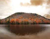 Oxbow jezioro Obrazy Stock