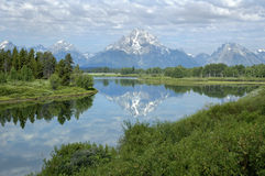 Oxbow Lake Stock Images