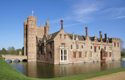 Oxburgh Hall Royalty Free Stock Photos