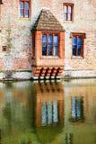 Oxburgh Hall Krajowy zaufanie obraz stock