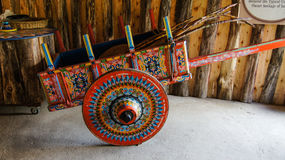 Oxcart. Stock Image