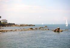 Oxehamn Arkivfoton