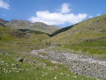Oxendale, Great Langdale Stock Images