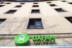 Oxfam Fotografia Stock