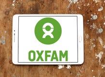 Oxfam logo Obrazy Stock