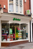 Oxfam shop Stock Photos