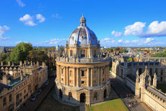 oxford Photo stock